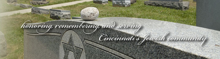 Jewish Cemeteries of Greater Cincinnati