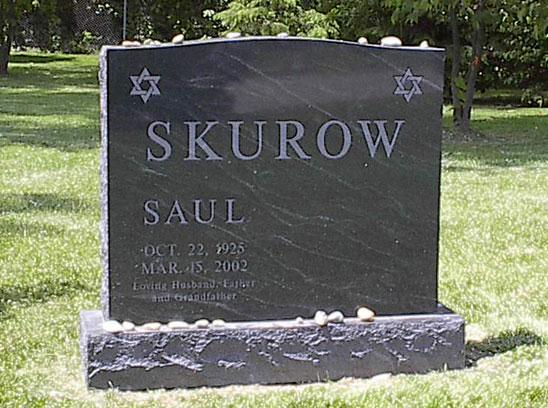 Monuments Markers Jewish Cemeteries Of Greater Cincinnati